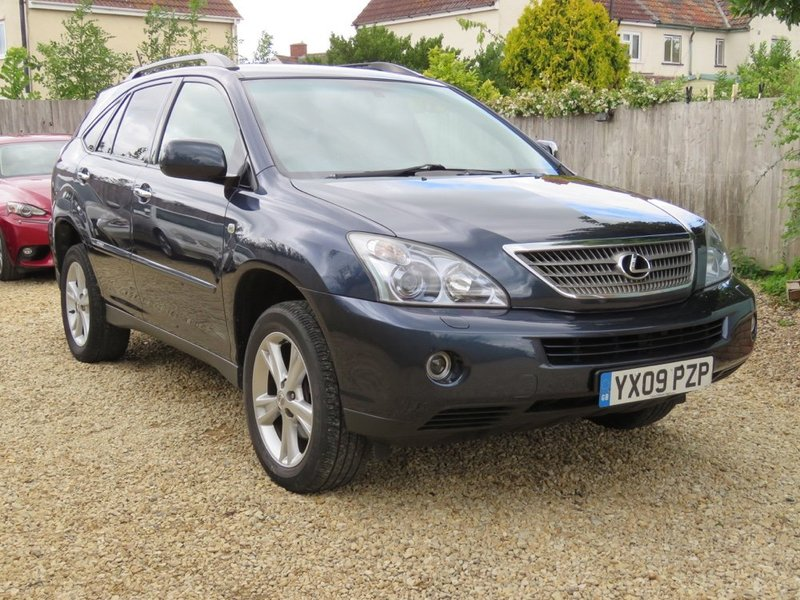 LEXUS RX 400h V6 Dual VVT-i E-CVT Auto Executive Limited Edition