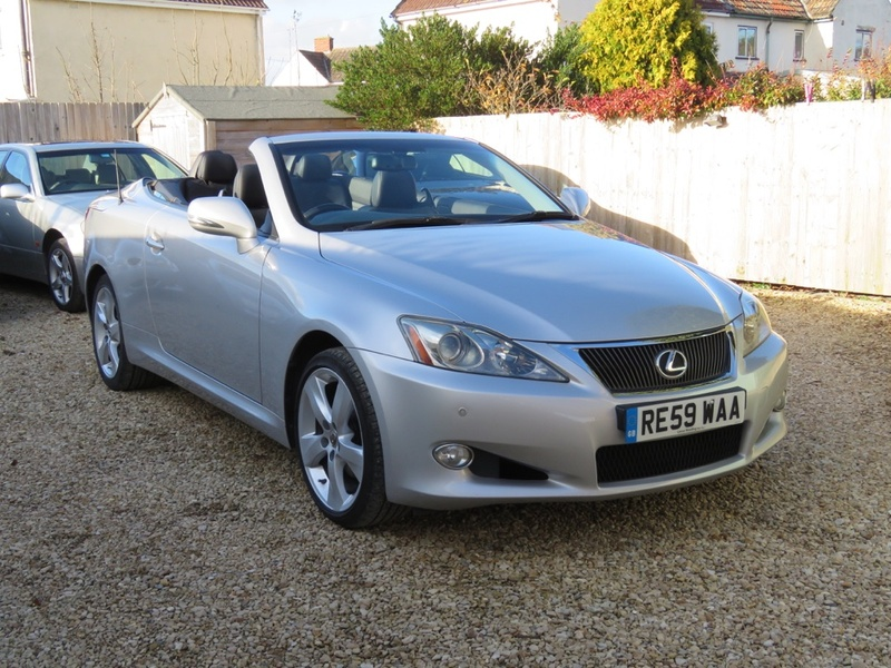 LEXUS IS 250C SE-I VVTI