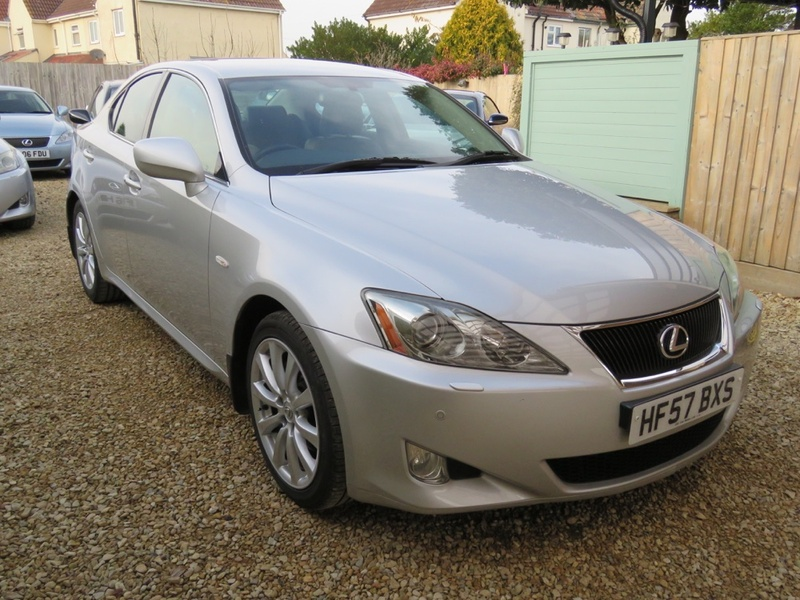 LEXUS IS 250 SE-L VVTI
